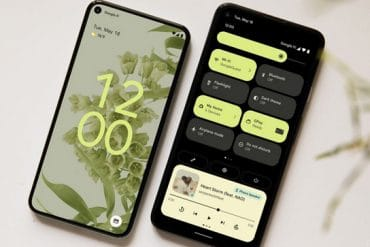 Download Android 12 Leaked Wallpapers Full HD Resolution
