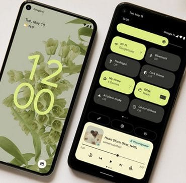 Android 12 Beta features & specs and devices List