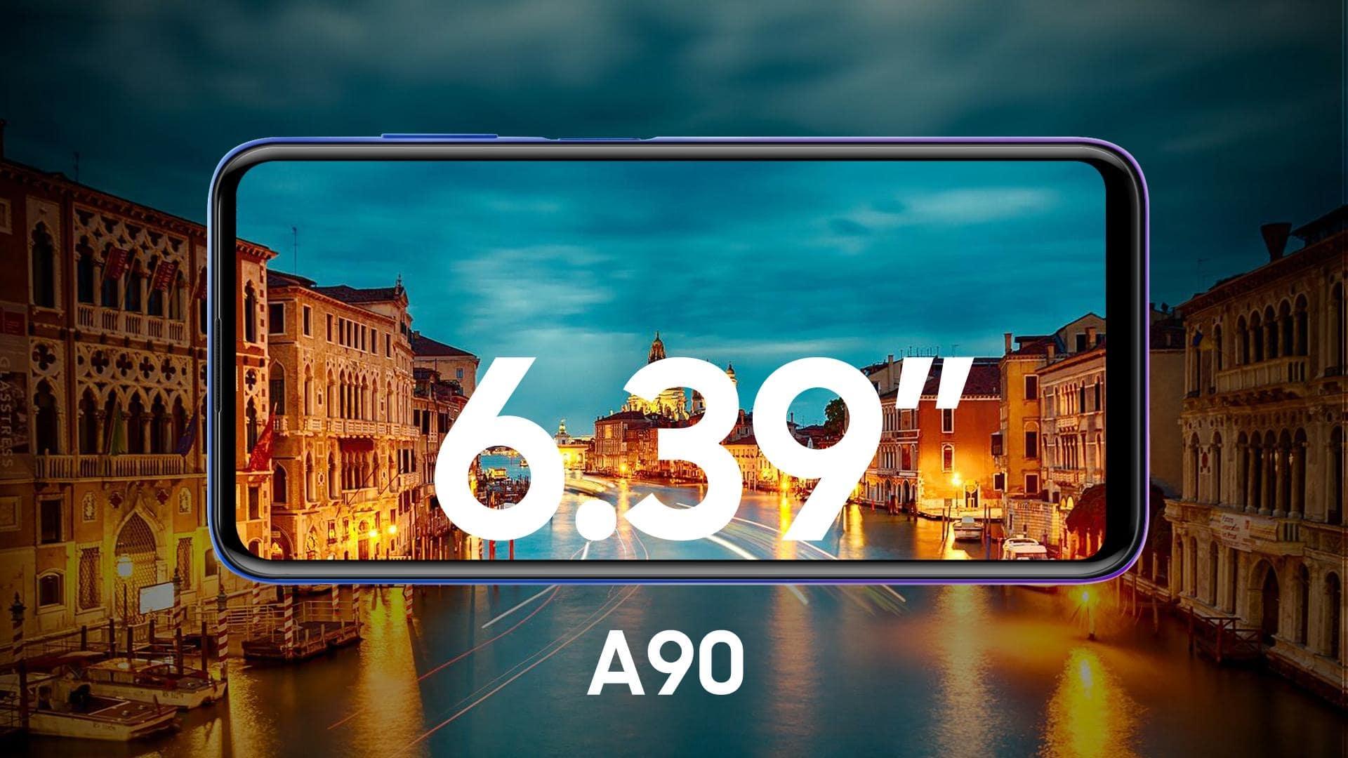 Blackview A90 Smartphone