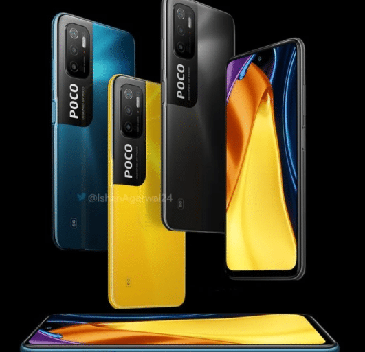 POCO M3 Pro photos leaked before the official announcement
