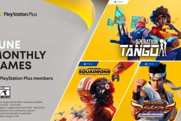 List of Free PlayStation Plus Games for June 2021