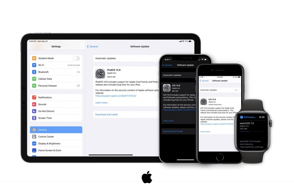 Ios 14.6 features