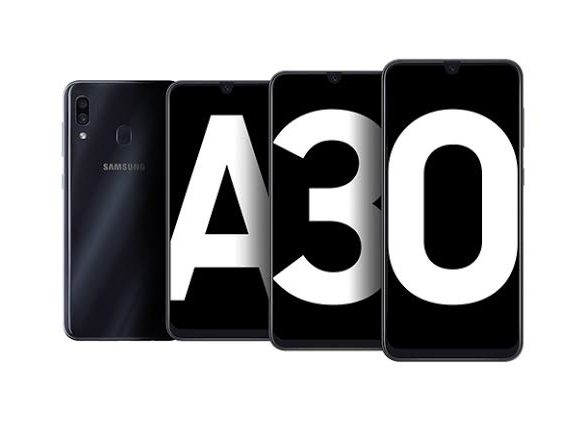 Samsung Galaxy A30 receive Android 11 Based on One UI 3.1