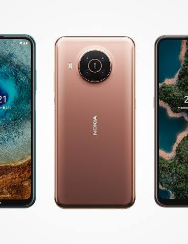 Download Nokia X20 Wallpapers Full HD Resolution