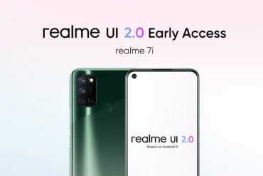 Realme 7i receives realme UI 2.0 interface with many improvements