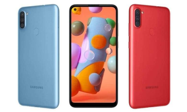 Galaxy A11 Android 11