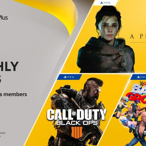 List of free PlayStation Plus games for July 2021