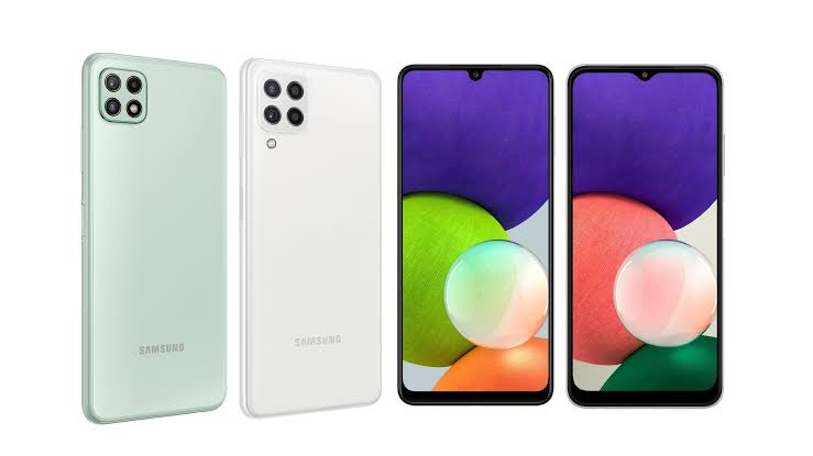 Download Samsung Galaxy A22 Wallpapers Full HD Resolution