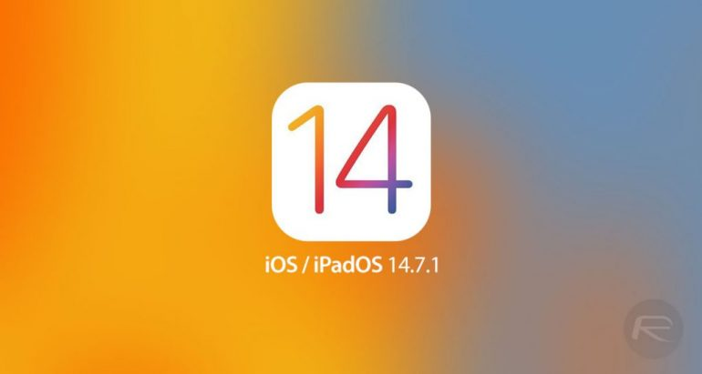 iOS 14.7.1 update arrives for iPhone and iPad to address some bugs