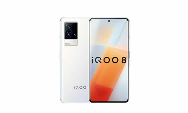 iQOO 8 official price and specifications