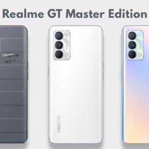 Download Gcam for Realme GT 5G & GT Master Edition (Google Camera)