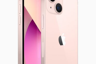 iPhone 13 launches with a smaller camera bump