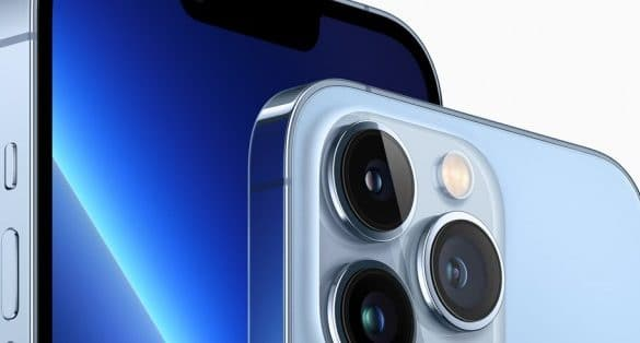 iPhone 13 Pro on Geekbench for performance testing