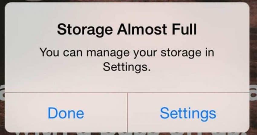 iOS 15 Problem