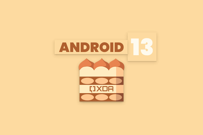 Android 13 update for Android devices: all the information available so far!