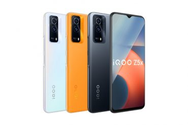 New iQOO Z5x Official specs, features and Price
