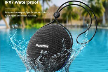 Answer Questions to Win Tronsmart Splash 1 Speaker