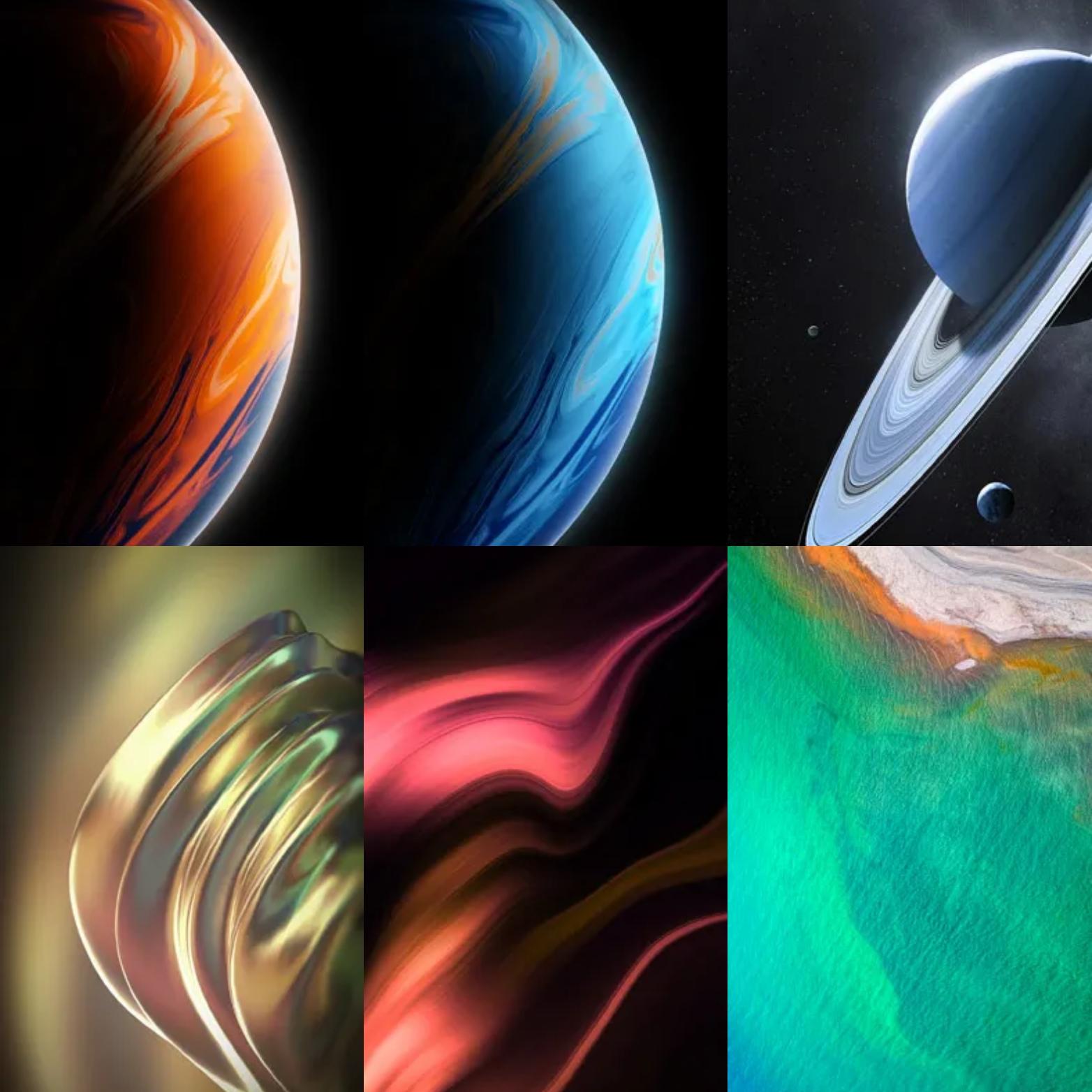 Infinix Zero X Pro Wallpapers