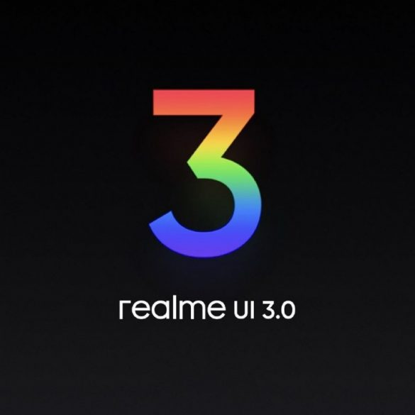 Realme UI 3.0 coming with Android 12 on October 13